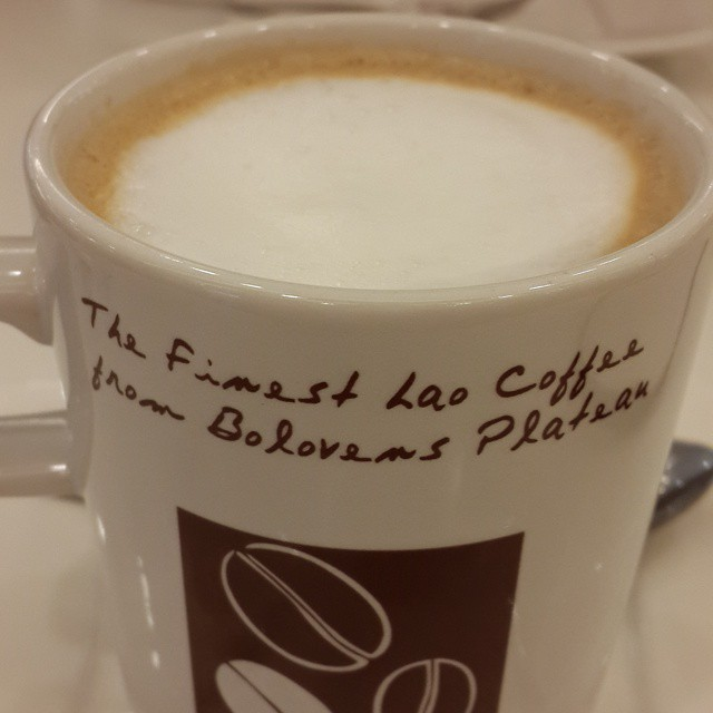 #Lao coffee