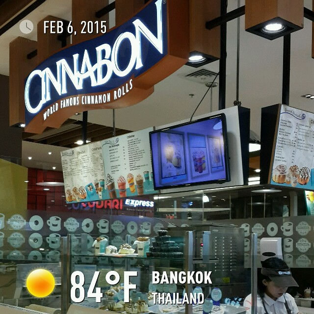 Preparing for my next #roadtrip2015 #weather #wx #bangkok #thailand