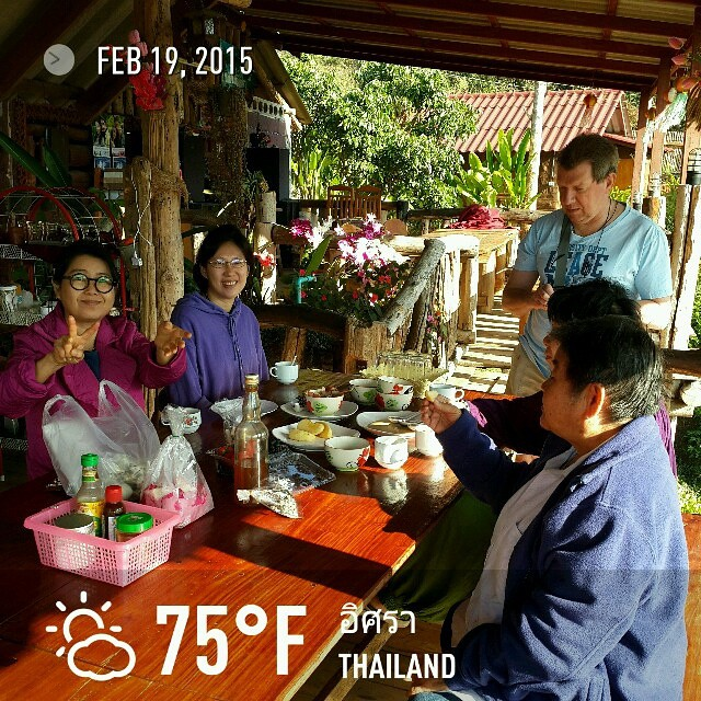 Welcome to hot and sunny #thailand!  #wx #roadtrip2015