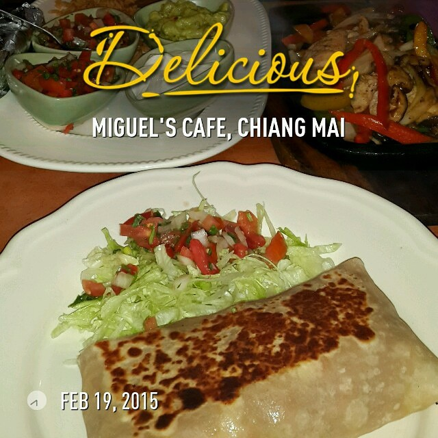 #Mexican food in #thailand? #chiangmai #roadtrip2015