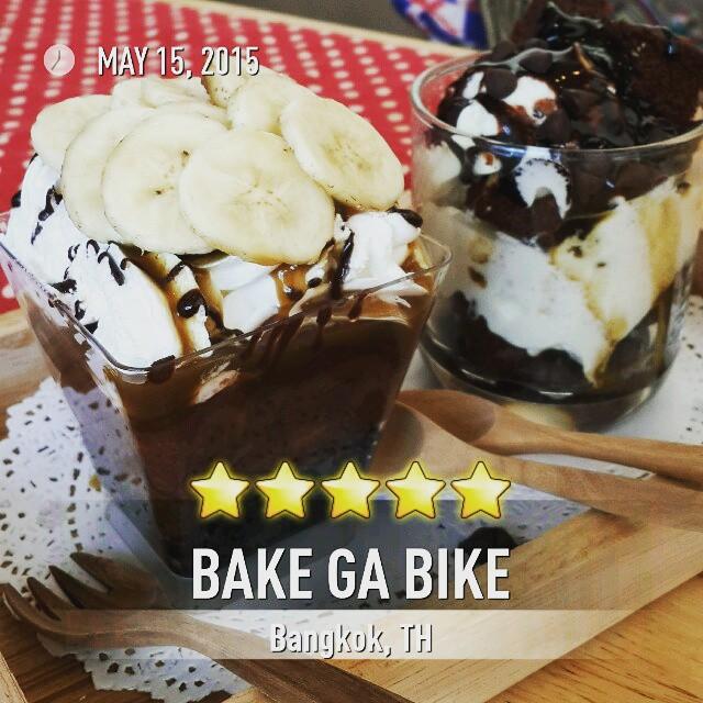 #dessert #banofee #chocolate #bangkok #thailand