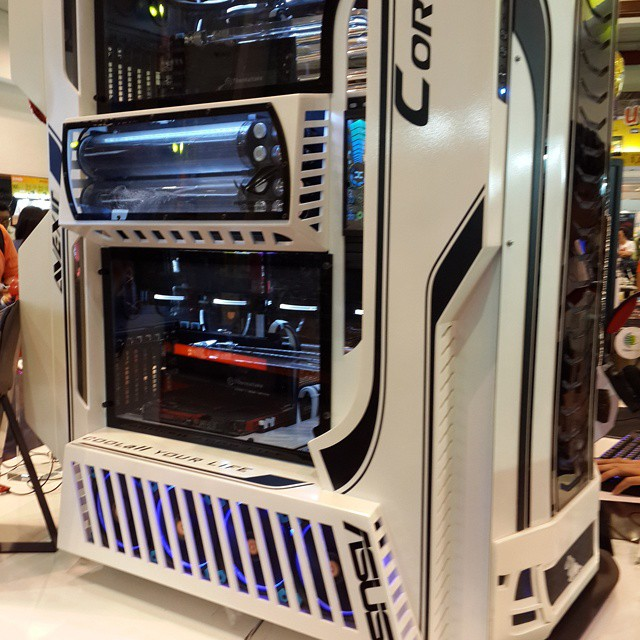 #watercooled case #gaming