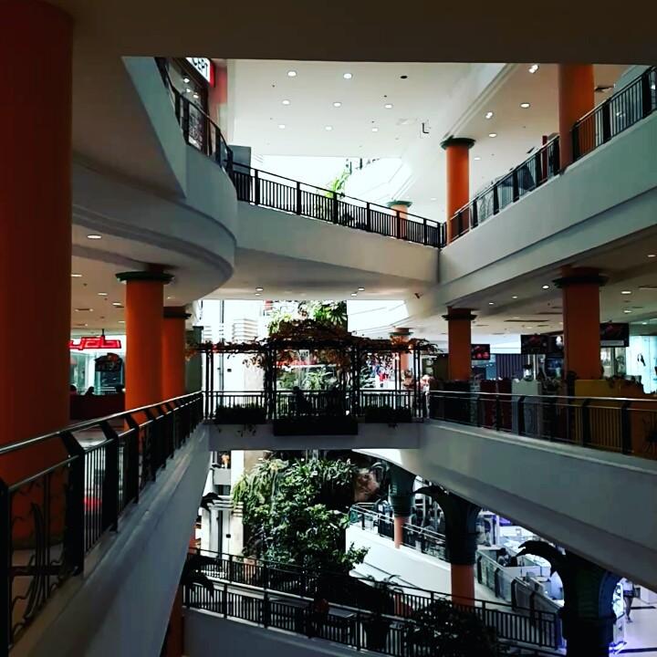 Our neighborhood #mall