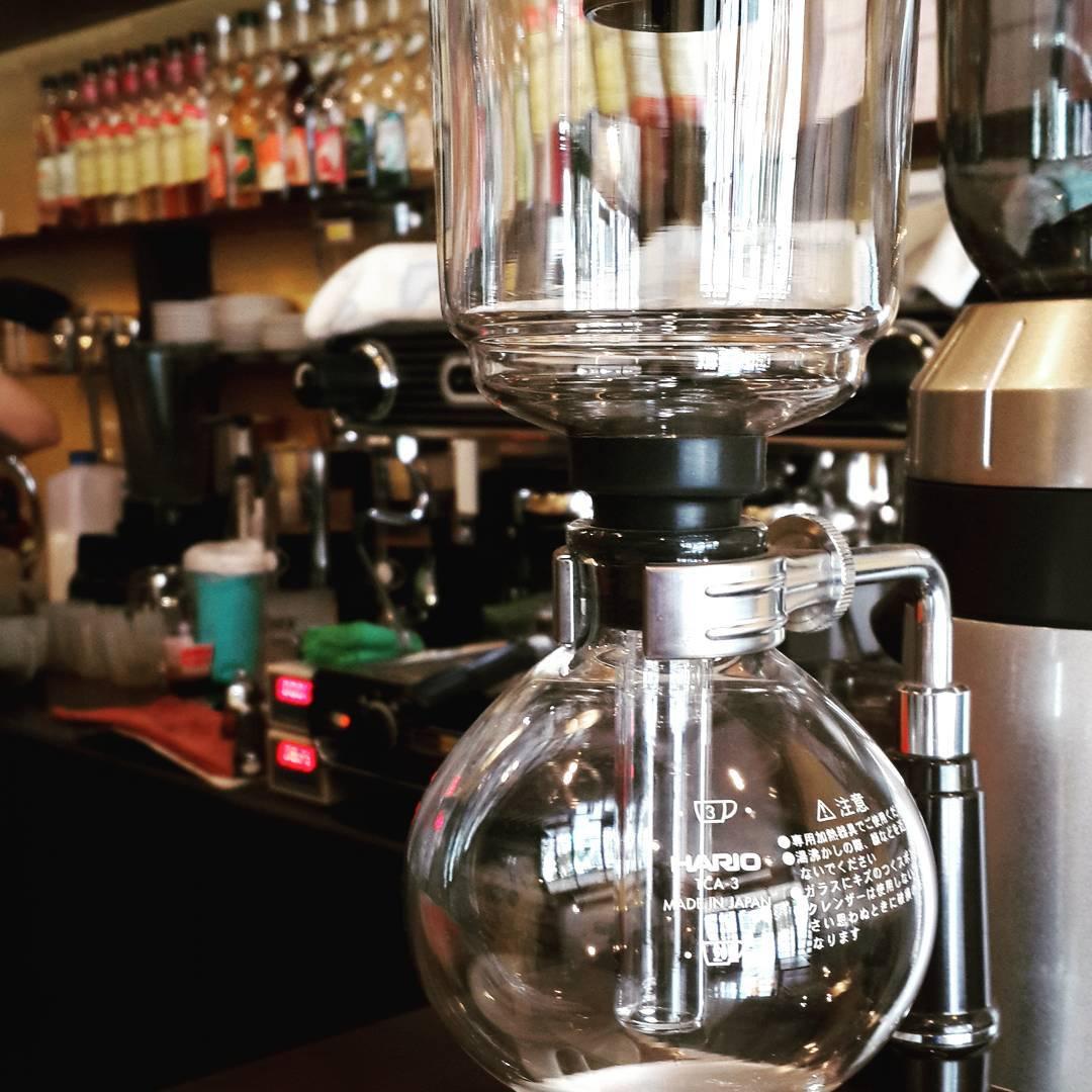 #coffee siphon vacuum maker #coffeelover #espresso