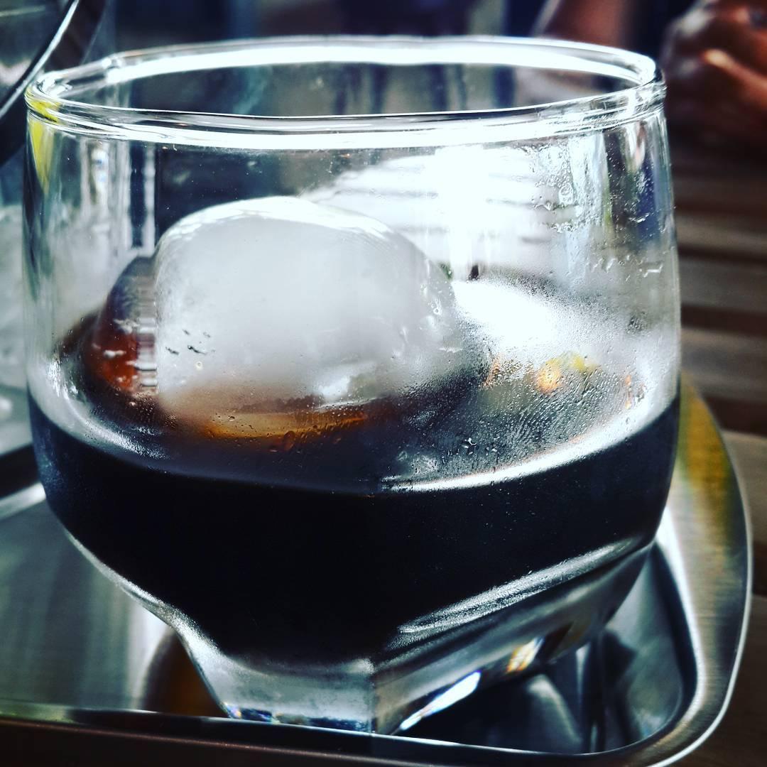#coldbrewedcoffee #coffeelove