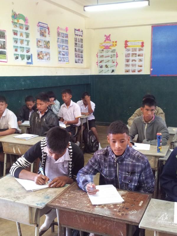 Ban Nong Khiao School