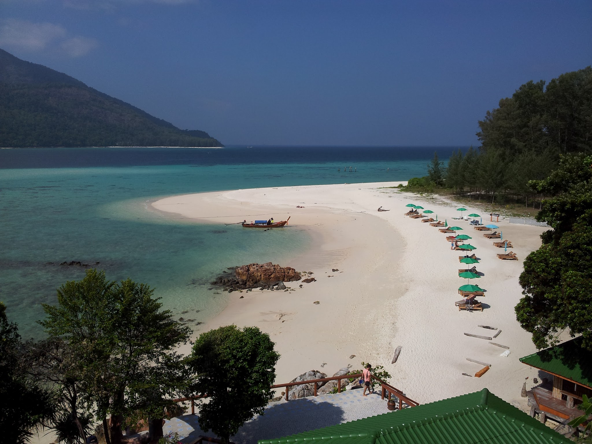 Dream resort at Ko Lipe