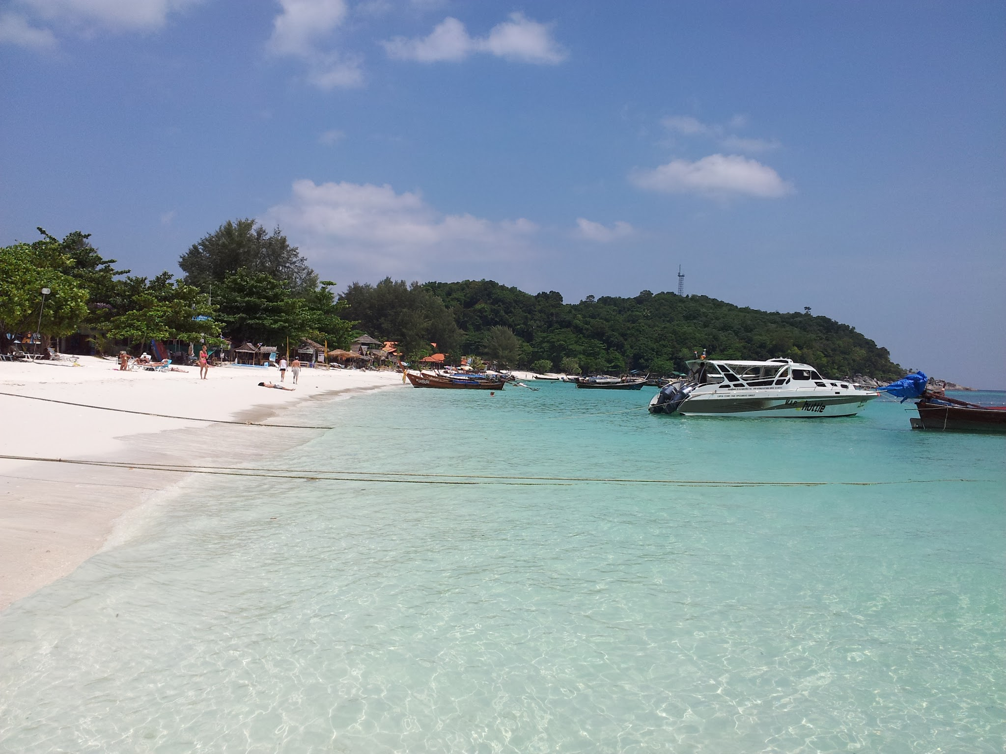 Beach at Ko Lipe
