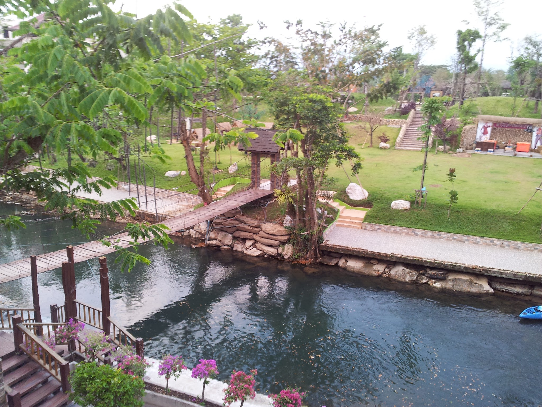 Resort at Khao Yai National Park