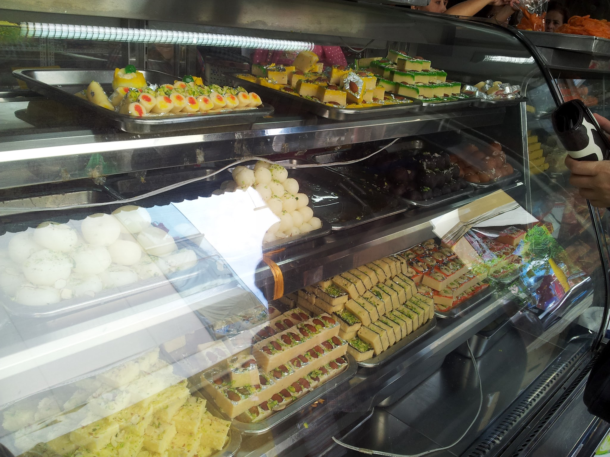 Indian sweets near Old Siam Plaza