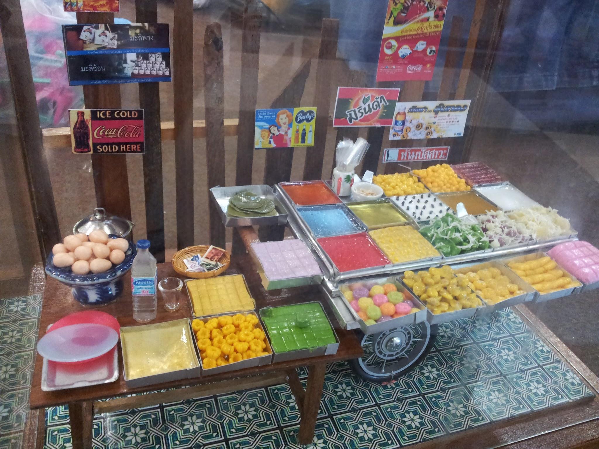 Thailand Miniatures