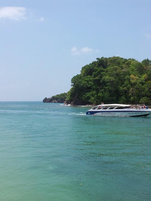 Ko Lipe boats