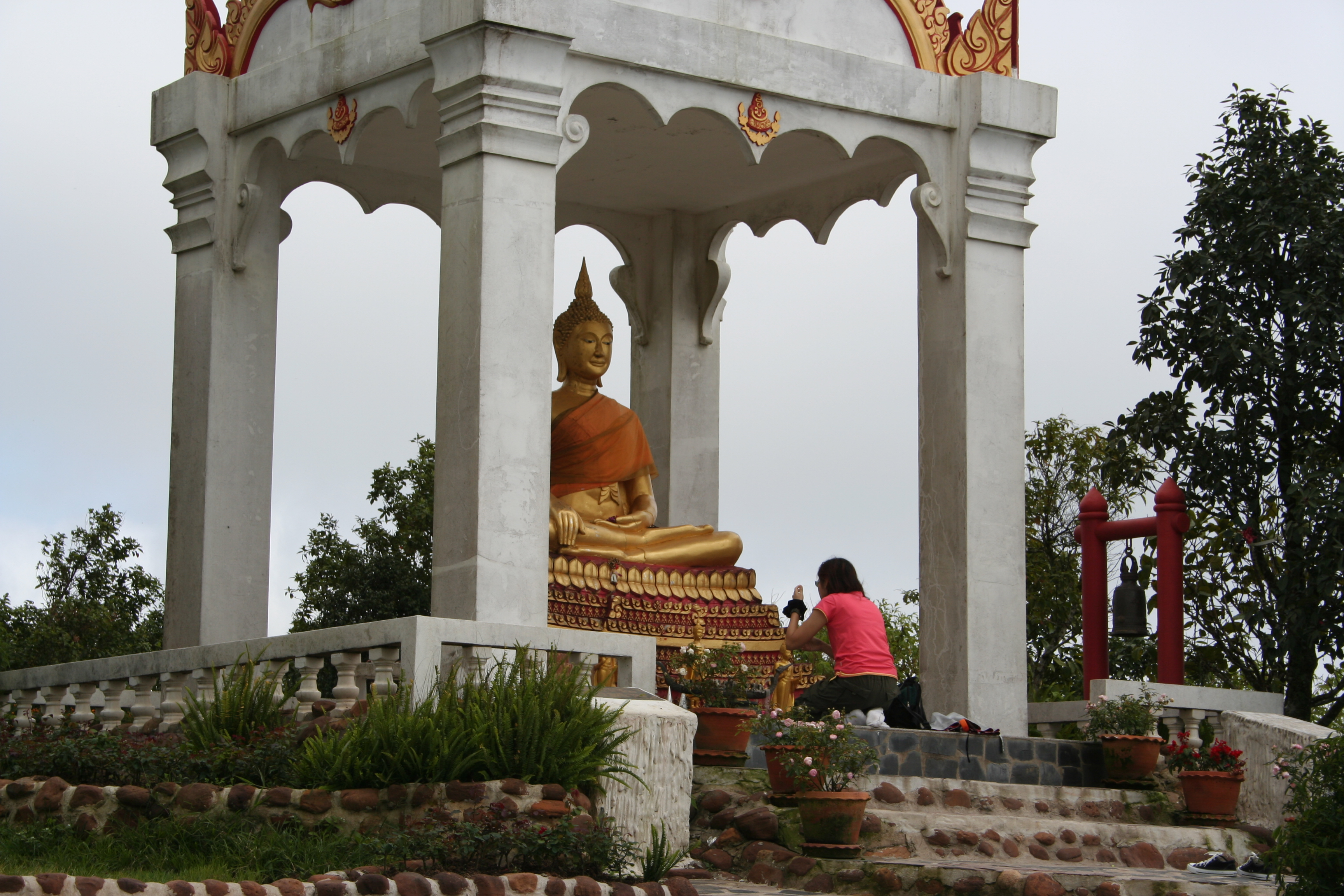 Phu Ruea shrine