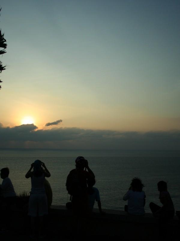 Sunset at Phromthep Cape