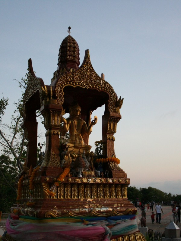 Shrine at Phromthep Cape