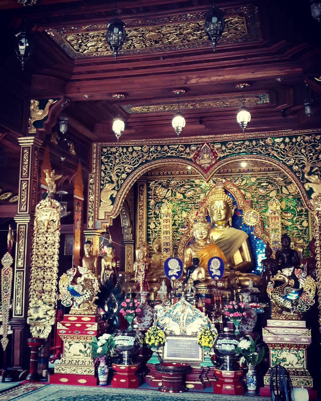 Wat Mingmuang #temples