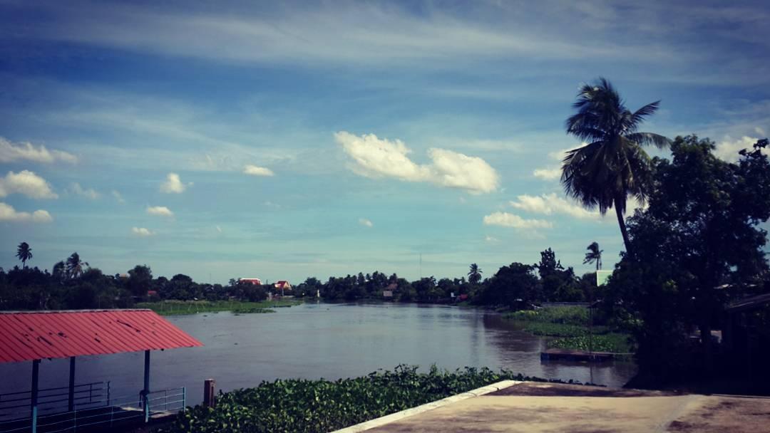 Thajeen river