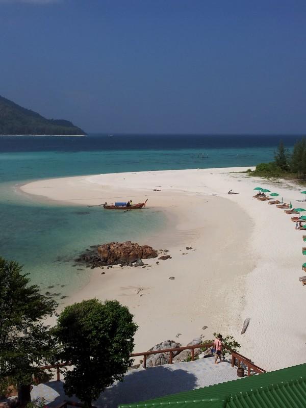 Dream resort at Ko Lipe