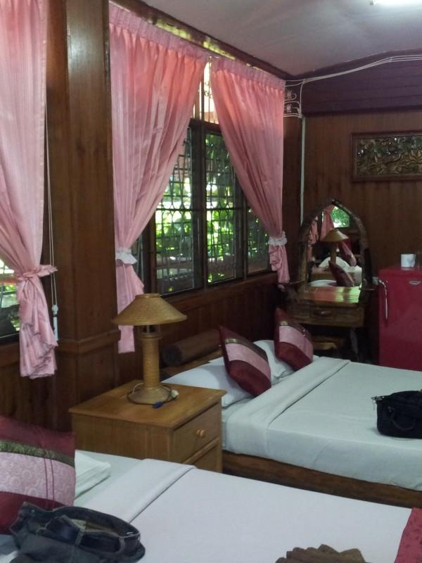 Rooms at Rimdoi Resort